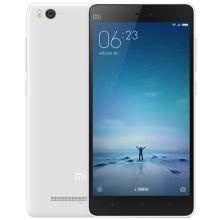 小米 小米4C 移动4G手机 白色 16G 套装送钢化膜