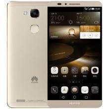 华为 MATE7 高配版 电信4G手机 金色 优惠套装送钢化膜