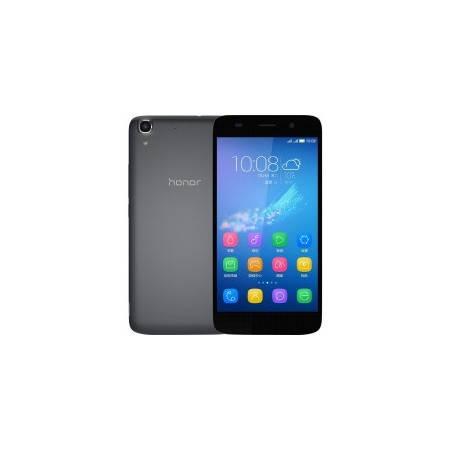 华为 荣耀4A 电信4G手机 黑色 套装送钢化膜