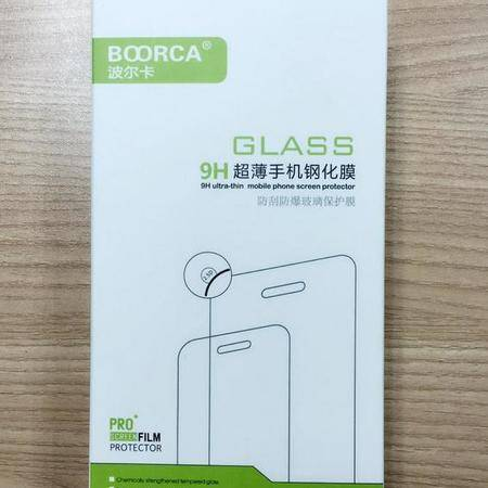 波尔卡 BOORCA 手机钢化膜 适用于 华为 荣耀4A