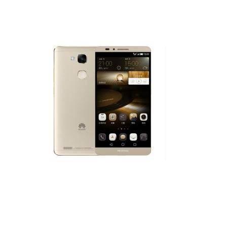 华为 MATE7 尊爵版 移动/联通4G手机 金色 优惠套装送钢化贴膜