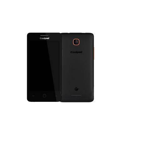 酷派 5200S 电信3G手机 黑色