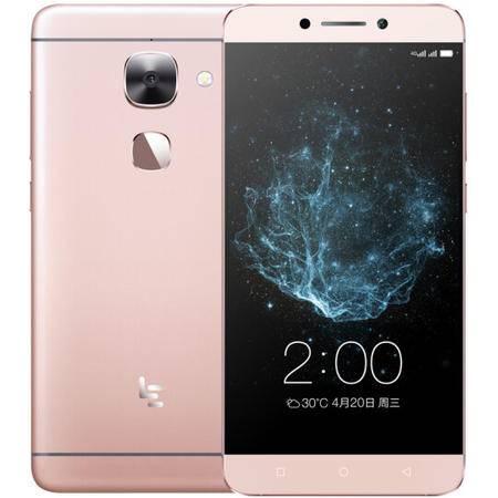 乐视 Letv 乐2 (X620) 全网通 移动联通电信4G手机 金色 16G 套装送钢化膜