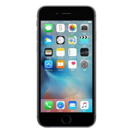 苹果 Apple iPhone6S Plus(A1699)移动联通电信4G手机灰色16G套装送钢化膜