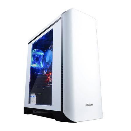 组装机 台式组装电脑主机 I3 6100/8GB内存/120GB固态硬盘 台式机组装机