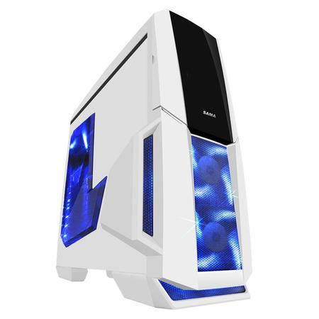 台式组装电脑主机 I7 6700/GTX970/8G内存/120G固态硬盘