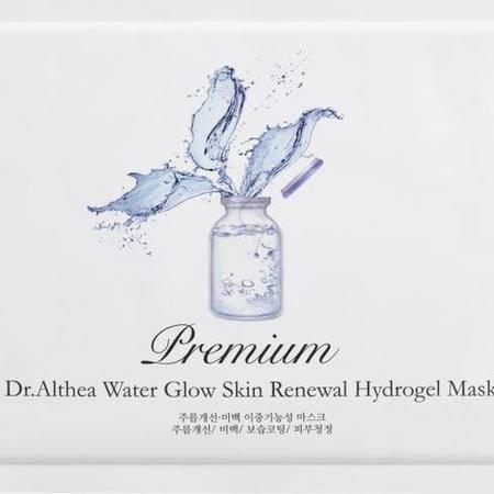 韩国Dr.Althea艾医生水光针面膜深层补水提亮肤色保湿