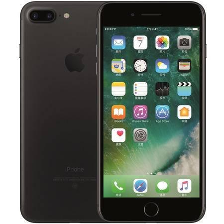 苹果 Apple iPhone7 Plus 移动联通电信4G手机 128G 黑色 套装送贴膜