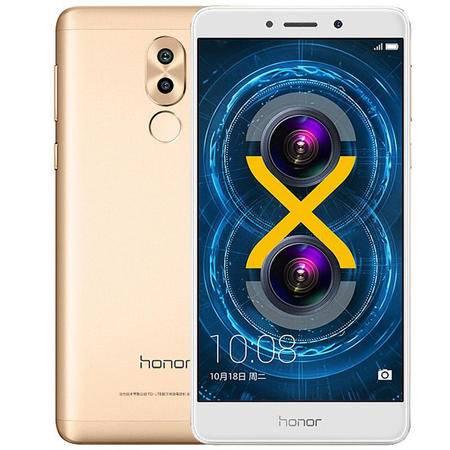 华为 荣耀畅玩6X 3GB+32GB版 全网通 移动联通电信4G手机 金色