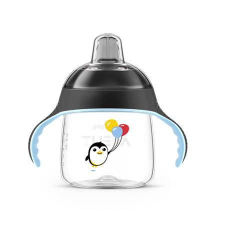 飞利浦新安怡九安士卡通企鹅杯