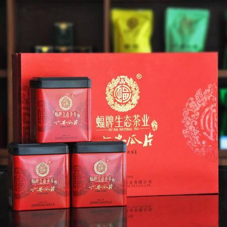 蝠牌六安瓜片 原产地纯手工 长寿珍品270g礼盒装