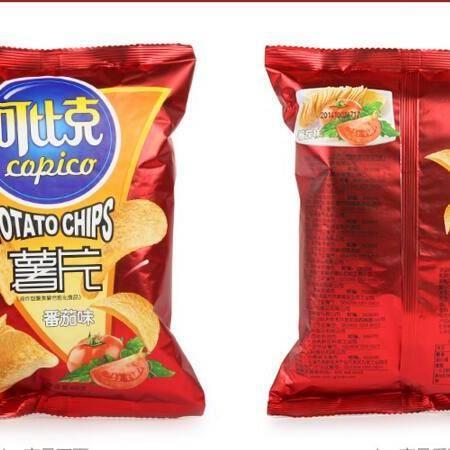 【员工超】可比克薯片60g