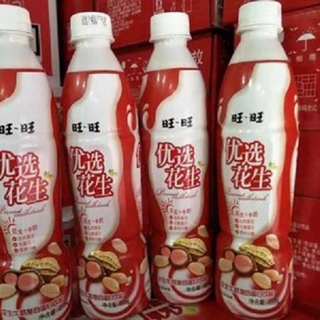 【员工超市】450ml旺旺花生奶