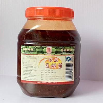 徽巢  酱类拌酱调味酱   香菇豆瓣酱 1.5kg