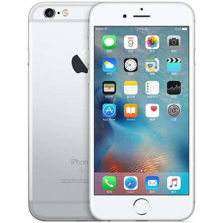 苹果 Apple iPhone 6s 64G 白色全网通 移动联通电信4G手机 苹果6s
