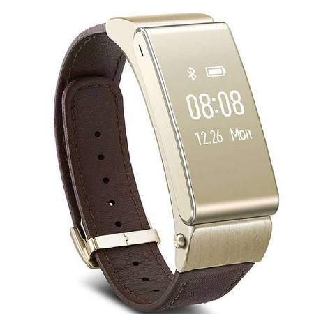 HUAWEI 华为荣耀TalkBand B2手环,商务版 智能触屏手表