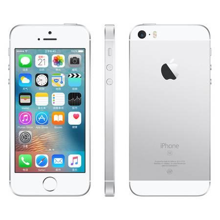 iphone  Apple iPhone SE 64G 银色/灰色 移动联通电信4G手机