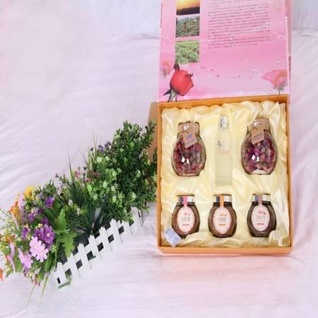 精品玫瑰礼盒套装