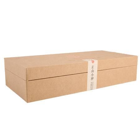 有机特级正山小种功夫红茶大礼盒装福建三紫茶品牌直销包邮