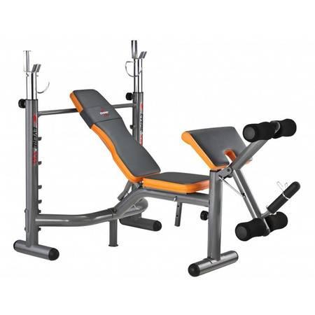 艾威多功能举重床杠铃床GM4360 举重架 家用 卧推器 深蹲架子哑铃凳