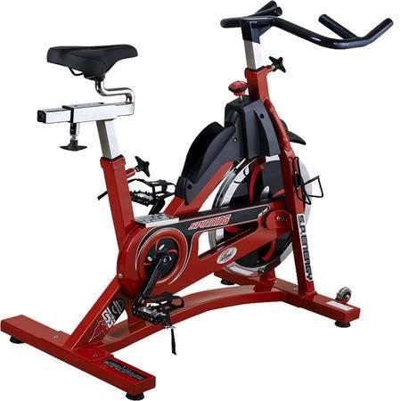艾威 EVERE动感单车 BC4550家用健身自行车 竞赛车 立式健身车