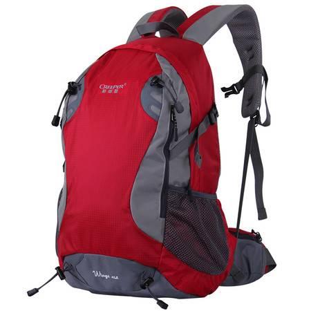 柯瑞普 登山包YD-127  45L双肩旅行骑行背包旅游情侣户外双肩包