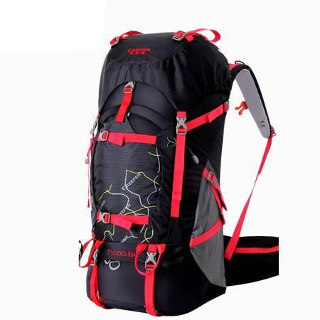 柯瑞普YD-188户外登山包55+5L双肩包旅行包户外包背囊情侣男女旅行背包