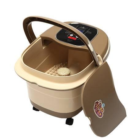 康豪足浴盆KH-8228全自动足浴器按摩电动按摩加热泡脚盆足浴桶