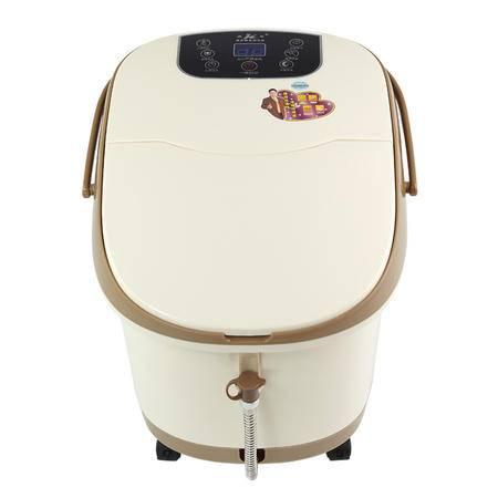 康豪KH-8666足浴盆全自动按摩洗脚盆电动按摩加热泡脚盆足疗足浴器