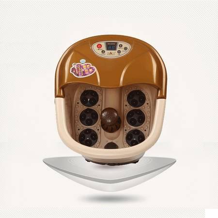 康豪KH-8836足浴器电动按摩太极按摩轮 自动加热深桶足浴器泡脚桶