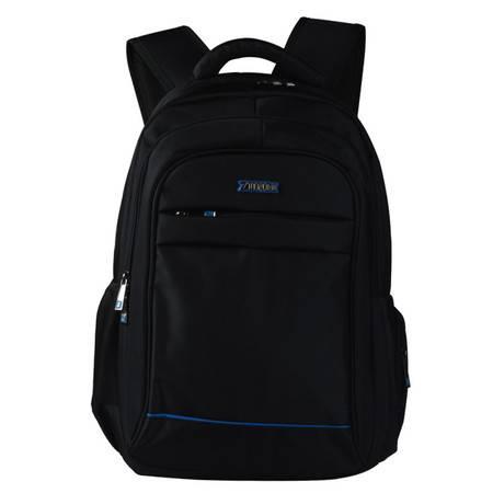 尊帝商务电脑双肩背包防泼水牛津布ZD156031