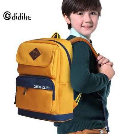 尊帝儿童书包1-3-6年级小学生减负双肩背包女童男孩韩版1493