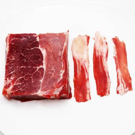 百科有机牛奶猪精瘦肉500g
