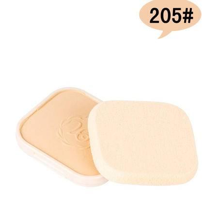 KOSE 高丝 娜蔻 纯皙靓白两用粉饼 10.5g 型号205(送粉饼盒)