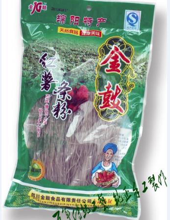 红薯粉条袋装300g