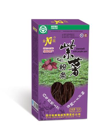 紫薯粉条150g盒装