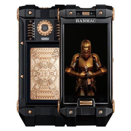 HANMAC 海恩迈 将军系列蓝宝石屏手机 双卡双待 移动4G 联通4G