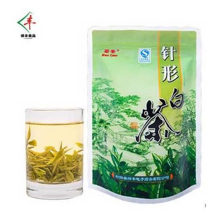 60g正宗安吉白茶茶叶2015新茶叶明前珍稀一级白茶 针形高山茶绿茶