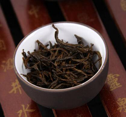 2016新茶正山小种红茶 武夷山桐木关正山小种红茶 100G 绿贵人