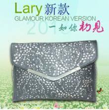 韩版新款女士时尚潮流手拿斜挎两用包