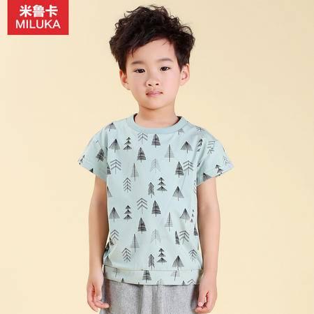 童装2016新款夏装男童短袖t恤儿童中大童休闲体恤上衣纯棉潮韩版