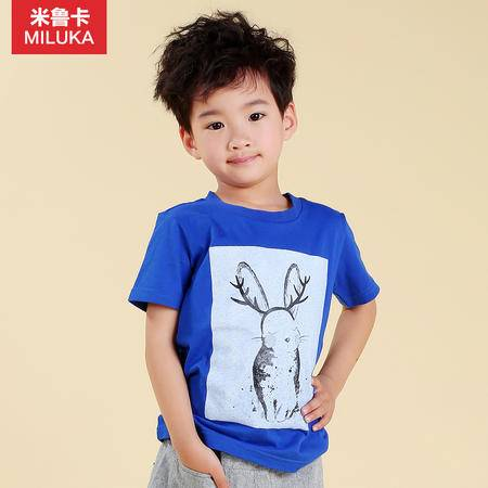 男童t恤短袖纯棉童装2016新款夏装儿童中大童男孩体恤衫上衣半袖