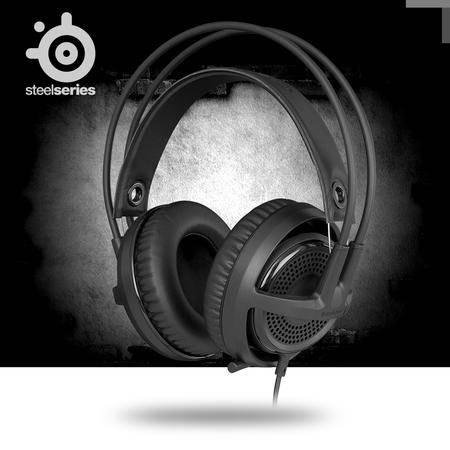 steelseries/赛睿 SIBERIA P300 头戴式主机游戏耳机 耳麦