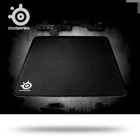 SteelSeries赛睿 QcK+ 大号专业竞技游戏鼠标垫 稳定顺滑