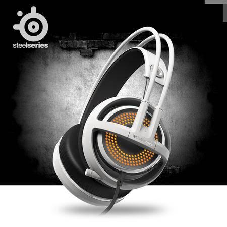 steelseries/赛睿 SIBERIA 350游戏耳机带麦头戴虚拟7.1声道耳麦
