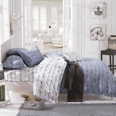 Johnson乔森 舒适亲肤四件套 家纺床上用品四件套 1.5/1.8米床适用