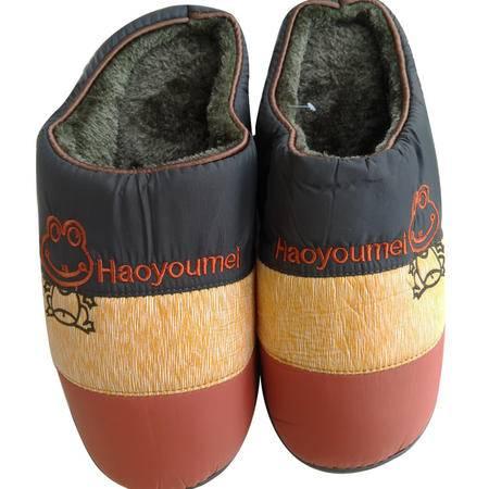 A1-0178好又美高级时尚棉拖鞋758531