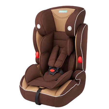 【促销产品】Kidstar童星车用儿童安全座椅KS-2180红色9个月~12岁安全认证