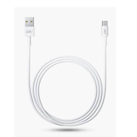爱德龙(SDL)G01 安卓手机数据线 电源线 安卓micro铝合金接口 1.0A输出