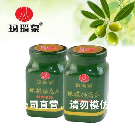 橄榄油腐乳安徽八公山豆腐乳特产泉水酿制口感滑爽厂家直营